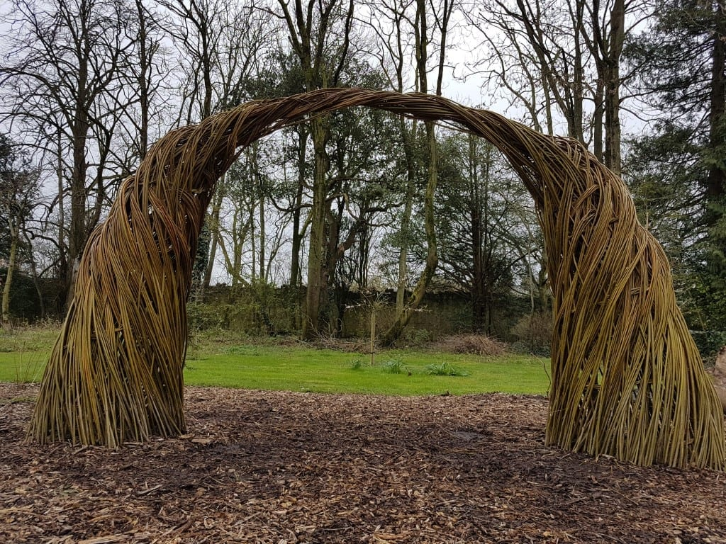 Garden willow design
