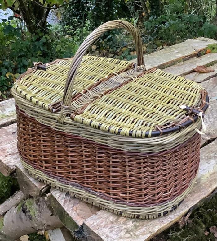 Martha picnic basket, image 1