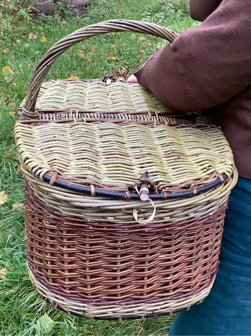 Martha picnic basket, image 2