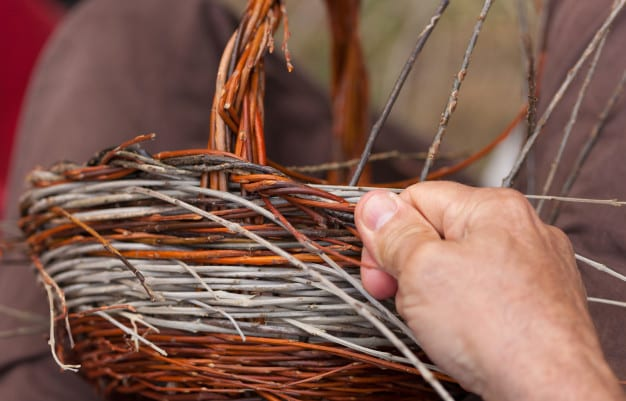 Willow Weaving Experience